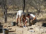 Africa - Botswana - Khwebe Hills Archaeological Project