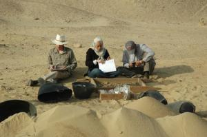 Africa - Egypt - Fayum Archaeological Project - 2012