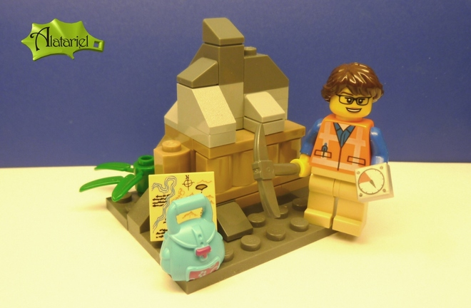 ShovelBums_Archeology_Geology_Biology_Female_Legos_In_The_Field_with_safety_vest.jpg
