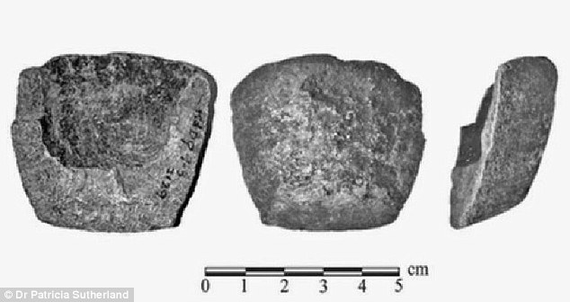 Stone vessel evidence for viking metallurgy in North America